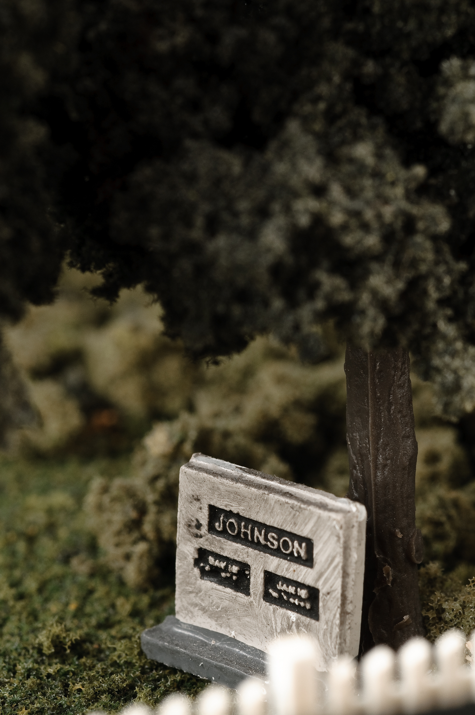 BlakeVille - Diorama Photography